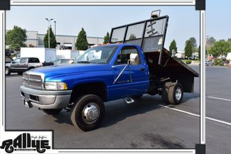 1999 Dodge 3500 Ram 5.9L V8 Flatbed Dump in Burlington WA, 98233