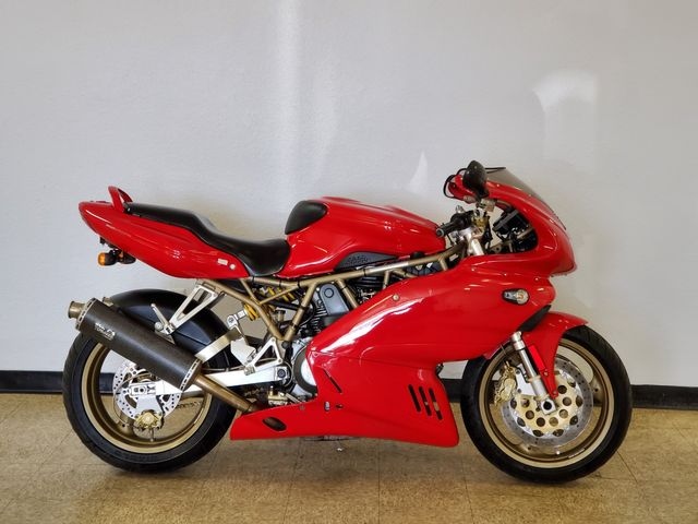 1999 Ducati SUPERSPORT 900