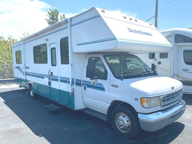 1999 Dutchmen Four Winds 7.3 DIESEL EXCELLENT CARFAX HISTORY C-CLASS