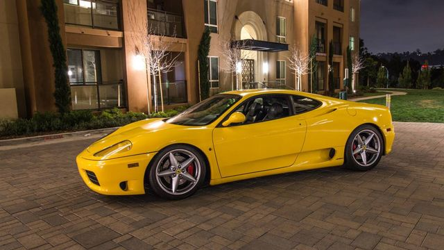 1999 Ferrari 360 Modena San Diego | Exotic Classic USA La Jolla, California 0