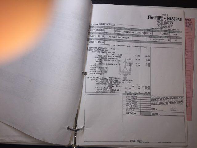 1999 Ferrari 360 Modena San Diego | Exotic Classic USA La Jolla, Califorina  17