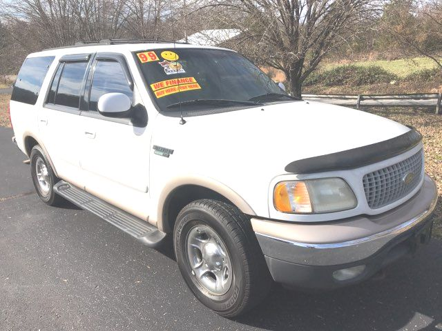 1999 Ford-3 Owner! Carfax Clean! Expedition-3RD ROW! CARMARTSOUTH.COM Eddie Bauer-EXTENDED WARRANTIES OFFERED! Knoxville, Tennessee 3