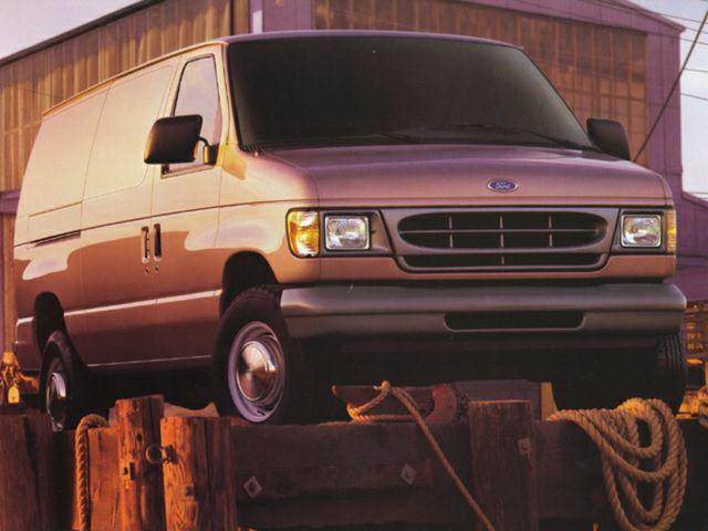1999 Ford E-150 RV