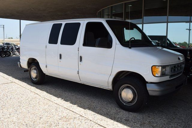 1999 Ford E-250 Commercial in McKinney Texas, 75070