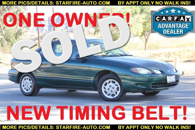 "1999 Ford Escort ""Hot"" Santa Clarita, CA"
