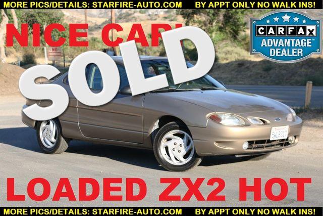 1999 Ford Escort ZX2 Santa Clarita, CA