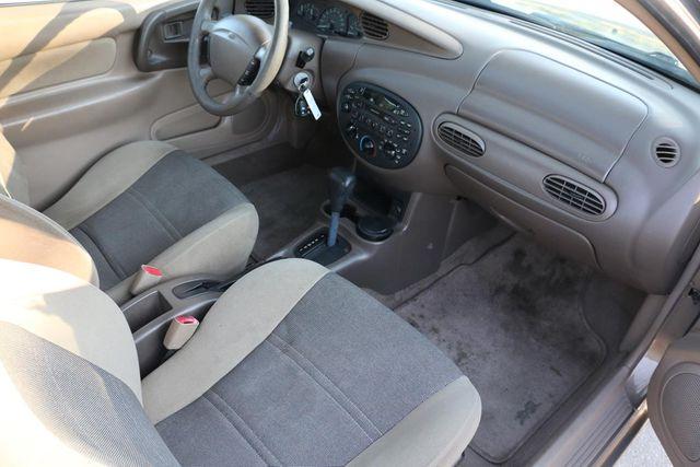 1999 Ford Escort ZX2 Santa Clarita, CA 8