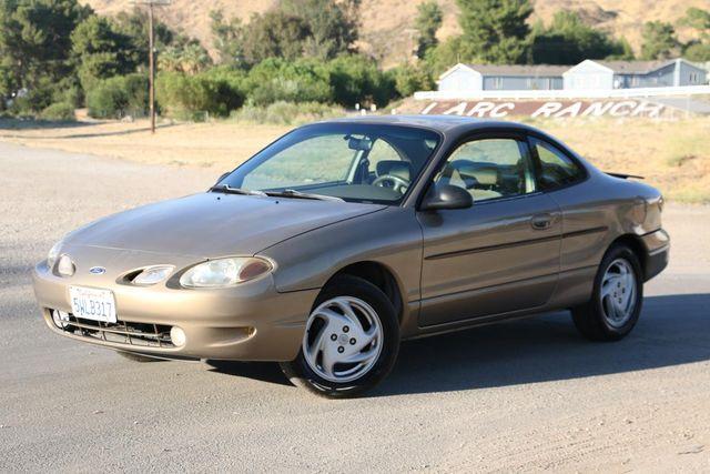 1999 Ford Escort ZX2 Santa Clarita, CA 1