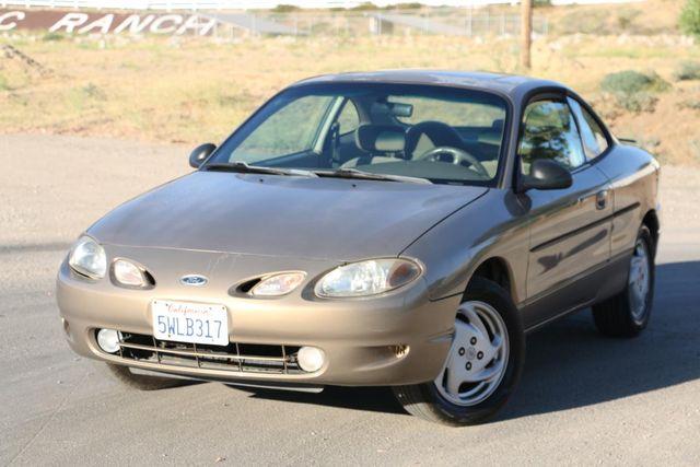 1999 Ford Escort ZX2 Santa Clarita, CA 4