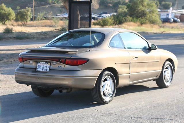 1999 Ford Escort ZX2 Santa Clarita, CA 6