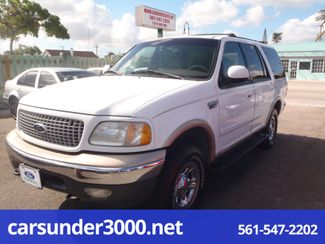 1999 Ford Expedition Eddie Bauer Lake Worth , Florida