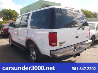 1999 Ford Expedition Eddie Bauer Lake Worth , Florida 1