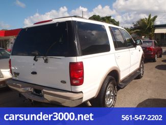1999 Ford Expedition Eddie Bauer Lake Worth , Florida 2