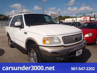 1999 Ford Expedition Eddie Bauer Lake Worth , Florida 3