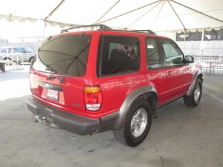 1999 Ford Explorer Sport Gardena, California 2