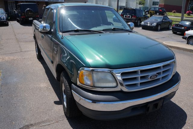 1999 Ford F-150 XLT Memphis, Tennessee 8