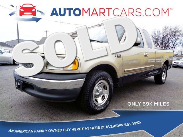 1999 Ford F-150 Work Series  | Nashville, Tennessee | Auto Mart Used Cars Inc. in Nashville Tennessee