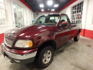 1999 Ford F-150 4x4 Long BOX. STRONG RUNNER! Saint Louis Park, MN 7