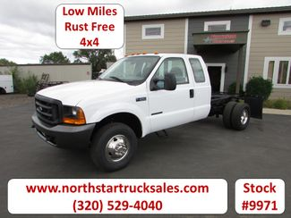 1999 Ford F-350 4x4 Cab Chassis   St Cloud MN  NorthStar Truck Sales  in St Cloud, MN