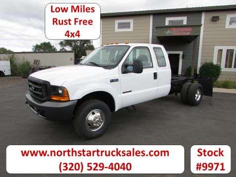 1999 Ford F-350 4x4 Cab Chassis  in St Cloud, MN