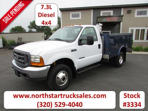 1999 Ford F-350 4x4 Service Utility Truck  in St Cloud, MN