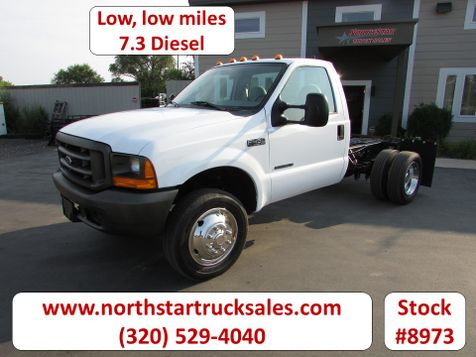 1999 Ford F-450 Cab Chassis  in St Cloud, MN