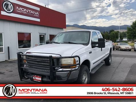 1999 Ford F250 Super Duty Super Cab Long Bed in