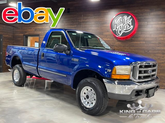 1999 Ford F250 Xlt 7.3 4x4 RCAB POWERSTROKE RARE