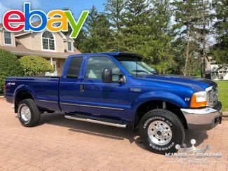 1999 Ford F350 7.3l Diesel 4X4 MANUAL 1-OWNER XLT ONLY 38K MILES WOW in Woodbury, New Jersey 08096