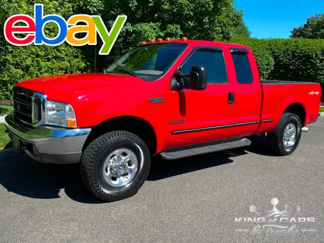 1999 Ford F350 Lariat 7.3l DIESEL EXT CAB SHORT BED 4X4 LOW MILES WOW