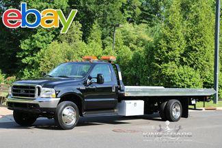1999 Ford F550 Xlt Jerr -DAN ROLLBACK 7.3L DIESEL 41K ACTUAL MILES WOW in Woodbury, New Jersey 08096