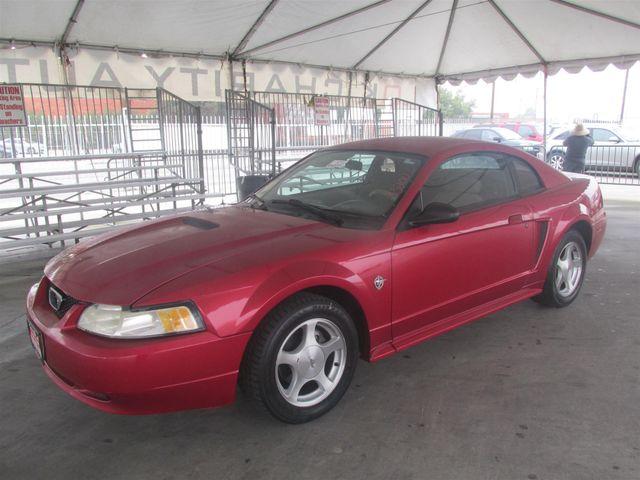 1999 Ford Mustang Gardena, California