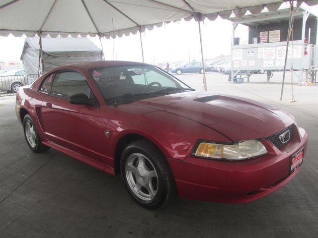 1999 Ford Mustang Gardena, California 3