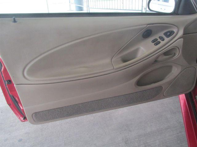 1999 Ford Mustang Gardena, California 9