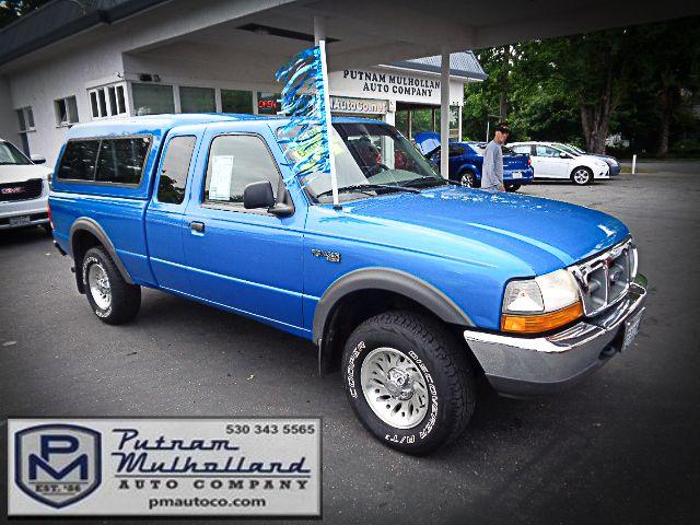 1999 Ford Ranger XLT Chico, CA