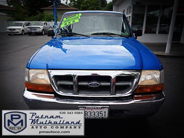 1999 Ford Ranger XLT Chico, CA 1