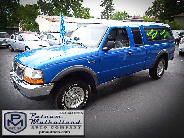 1999 Ford Ranger XLT Chico, CA 2