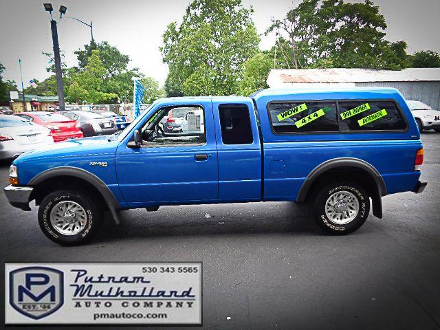 1999 Ford Ranger XLT Chico, CA 3