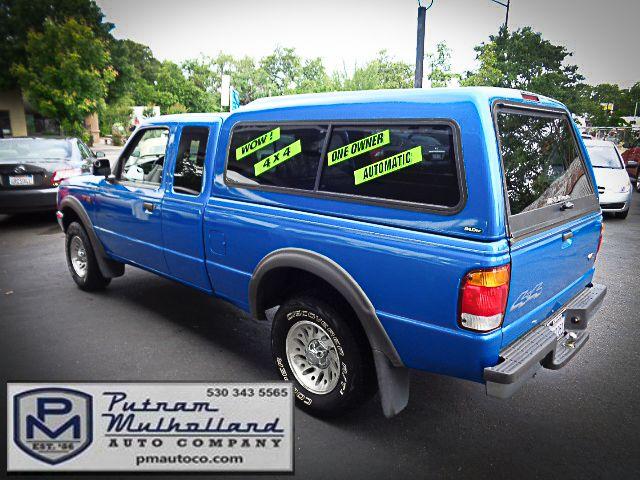 1999 Ford Ranger XLT Chico, CA 4