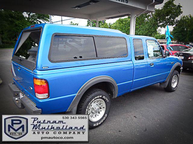 1999 Ford Ranger XLT Chico, CA 6
