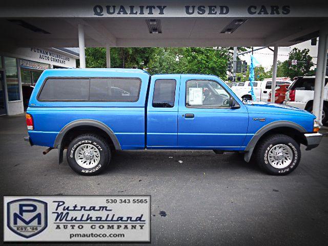 1999 Ford Ranger XLT Chico, CA 7