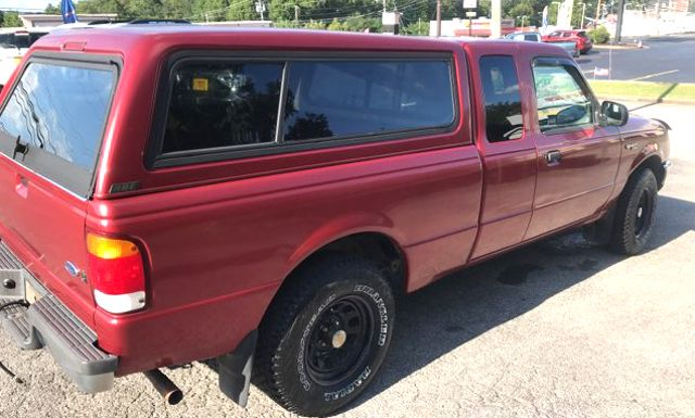 1999 Ford Ranger XLT Knoxville, Tennessee 7