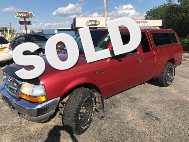 1999 Ford Ranger XLT Knoxville, Tennessee