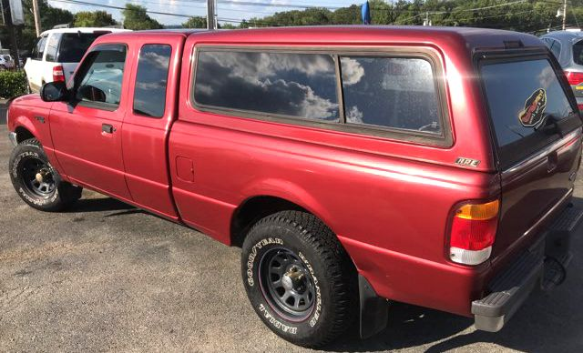 1999 Ford Ranger XLT Knoxville, Tennessee 3