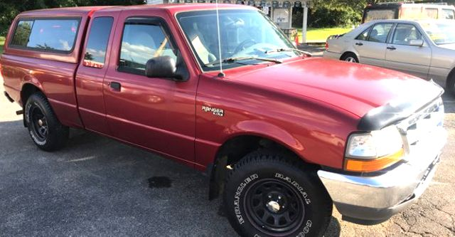 1999 Ford Ranger XLT Knoxville, Tennessee 2