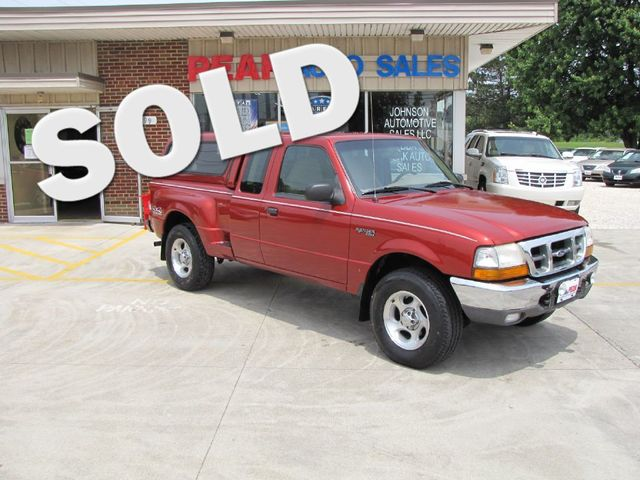 1999 Ford Ranger XLT in Medina OHIO, 44256