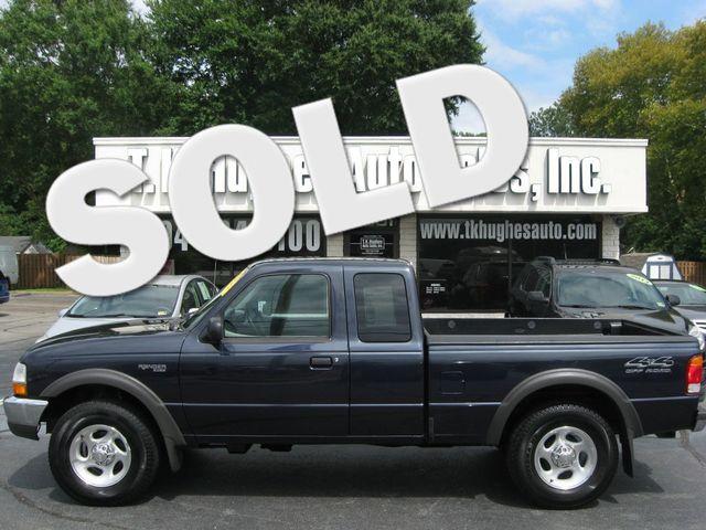 1999 Ford Ranger XLT 4X4 Richmond, Virginia
