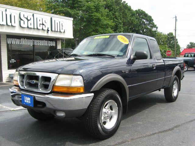 1999 Ford Ranger XLT 4X4 Richmond, Virginia 1