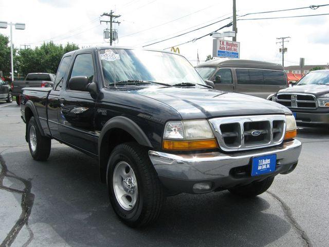 1999 Ford Ranger XLT 4X4 Richmond, Virginia 3