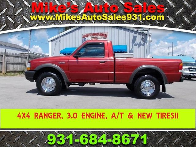 1999 Ford Ranger XL Shelbyville, TN